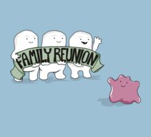 Family Reunion by catdinosaur