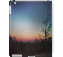 Winter Sunset iPad Case/Skin