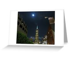 Transamerica Building Greeting Card