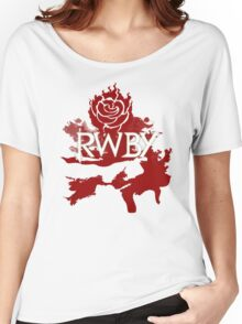RWBY red rose Women's Relaxed Fit T-Shirt