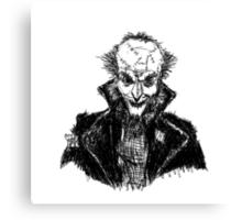 Raggedy Man Canvas Print