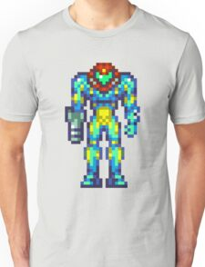Metroid Fusion Unisex T-Shirt