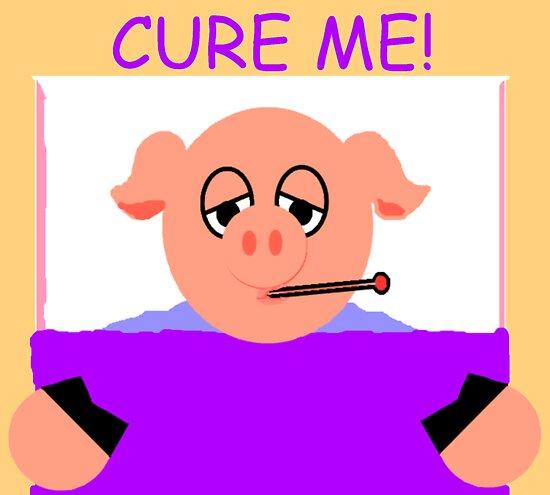 Cure Me by PharrisArt