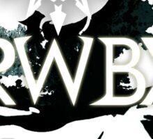 RWBY white snow Sticker