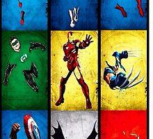 Heroic by Vaughn  Pasini