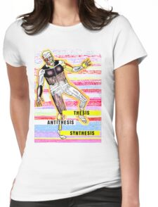 Entropy Womens Fitted T-Shirt
