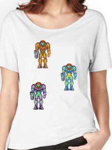 Metroid Fusion Women's Relaxed Fit T-Shirt