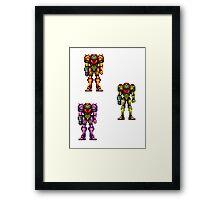 Super Metroid Framed Print
