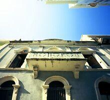 Old San Juan 5, Puerto Rico by HagstarStudios