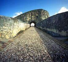 Castillo San Felipe del Morro 2, Puerto Rico by HagstarStudios