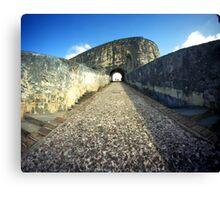 Castillo San Felipe del Morro 2, Puerto Rico Canvas Print