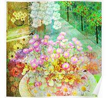 Summer impression Poster