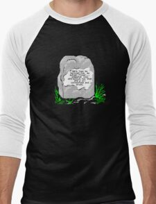RIP Zoe Washburne Men's Baseball ¾ T-Shirt