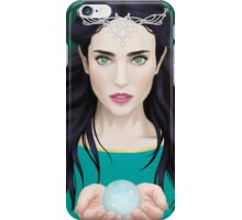 Luthien and the Silmaril iPhone Case/Skin