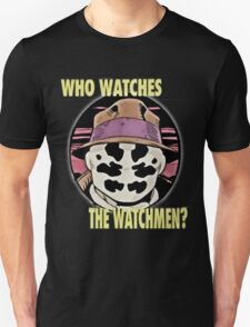 roshach from the watchmen T-Shirt