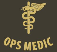 Ops Medic Shirt (Yellow) by civvies4vets