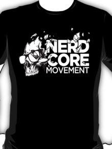 Nerdcore Movement Logo T-Shirt T-Shirt