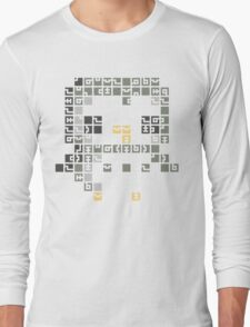 FEZ Owl Tiles Long Sleeve T-Shirt