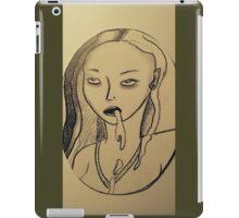 Vomitgirl iPad Case/Skin