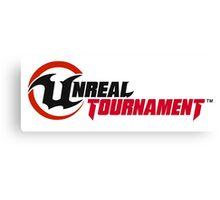 Unreal Tournament Canvas Print