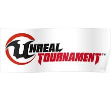 Unreal Tournament Poster