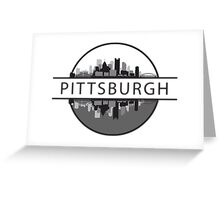 Pittsburgh Pennsylvania Greeting Card