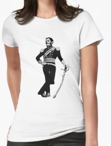 Flashman Tee Womens Fitted T-Shirt