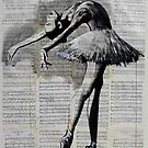 poise by Loui  Jover