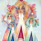 Rainbow Fairies by © Cassidy (Karin) Taylor