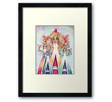 Rainbow Fairies Framed Print