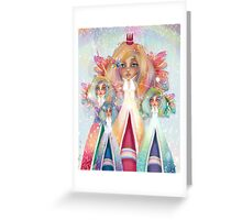 Rainbow Fairies Greeting Card