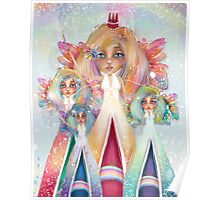 Rainbow Fairies Poster