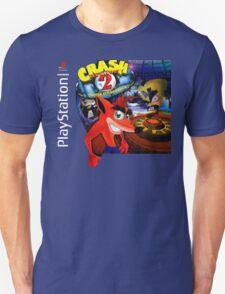 Crash Bandicoot 2 Box Art Shirt T-Shirt