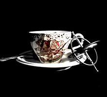 Cup of Calm by Stephanie Adams