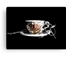 Cup of Calm Canvas Print