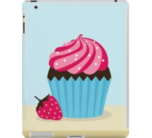 Strawberry Cupcake iPad Case/Skin