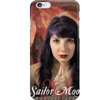 20th Anniversary Sailor Mars Live Action Poster iPhone Case/Skin