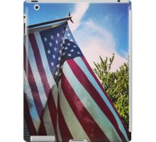 Home of the Brave iPad Case/Skin