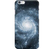 Whirlpool Galaxy [Dark Blue] | Fresh Universe iPhone Case/Skin