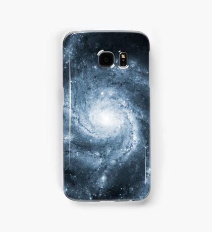 Whirlpool Galaxy [Dark Blue] | Fresh Universe Samsung Galaxy Case/Skin