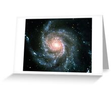 Whirlpool Galaxy Original | Fresh Universe Greeting Card