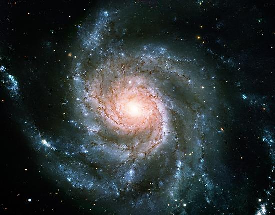 Whirlpool Galaxy Original   Fresh Universe by SirDouglasFresh
