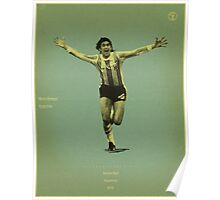 Kempes Poster