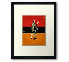 Kahn Framed Print