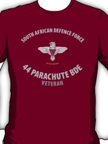 SADF 44 Parachute Brigade (Parabats) Veterans T-Shirt