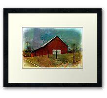 Giles County Framed Print