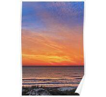 Coastal Dawn Poster