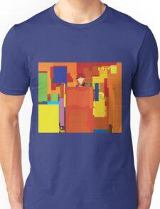 DigiGolden Wall Unisex T-Shirt