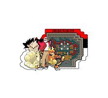Pokemon - Cinnabar Island Gym (Blaine) Photographic Print