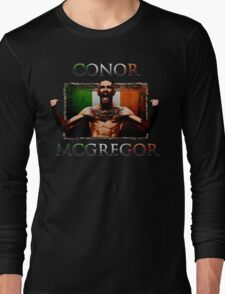 Conor - McGregor Irish Legend of the UFC Long Sleeve T-Shirt